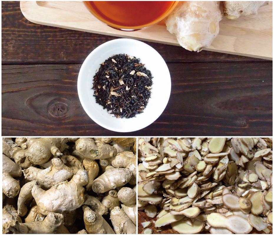 国産乾燥生姜チップ